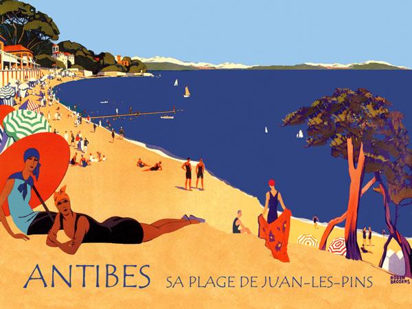 PARIS French France Fountain Fashion Trip Travel Vintage Poster Repo FREE S//H
