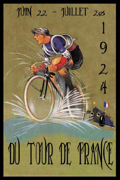 Olympic Bicycle Cycles Race Sport France French Vintage Poster Repro FREE S//H